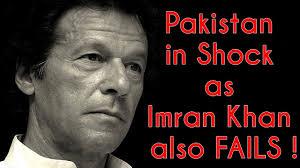 Imran Khan's Failure