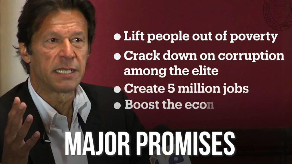 Imran Khan k awam se wadey | Haqeeqat ka Inqeshaf Hakumat ki asal karkardegi